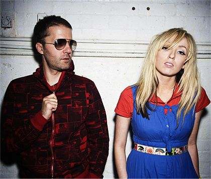 THE TING TINGS: Hands