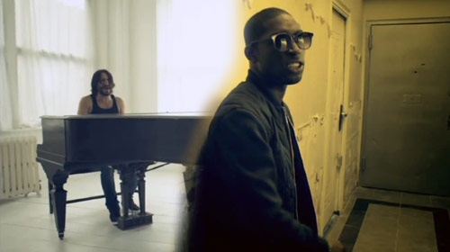 TINIE TEMPAH feat ERIC TURNER: Written In The Stars