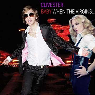 MADONNA feat DAVID GUETTA: revolver