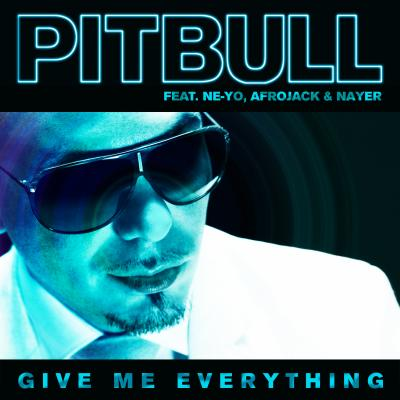 PITBULL feat Afrojack: Give me everything