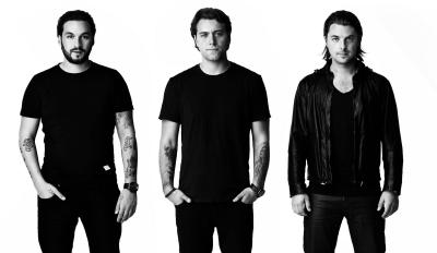 SWEDISH HOUSE MAFIA: Save the world