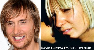 DAVID GUETTA feat SIA: Titanium