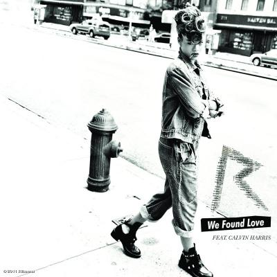 RIHANNA FEAT CALVIN HARRIS: We found love