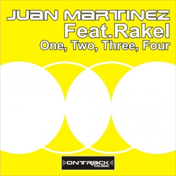 JUAN MARTINEZ feat RAKEL: One, two, three